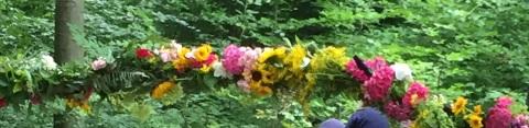 Blumenbogen